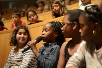 Public primaire au festival ©-Jéromine-Derigny-Pariscience