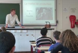 1. Interventions parrains lycéens - Thierry Caillibot - Pariscience 2015