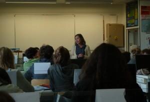 3. Christine Watanabe - marraine collège - Pariscience 2015